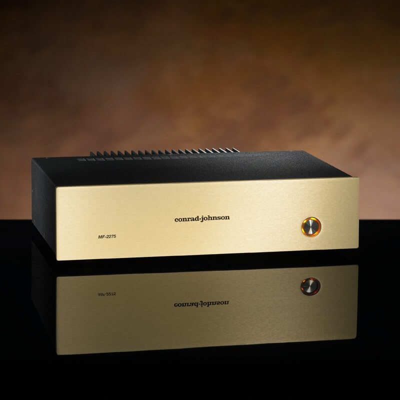 conrad johnson amplifiers MF 2275 Solid State Amplifiers