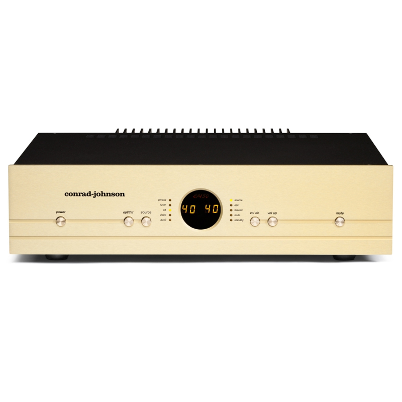 conrad johnson control amplifiers CA 150 Solid State Control Amplifier FRONT