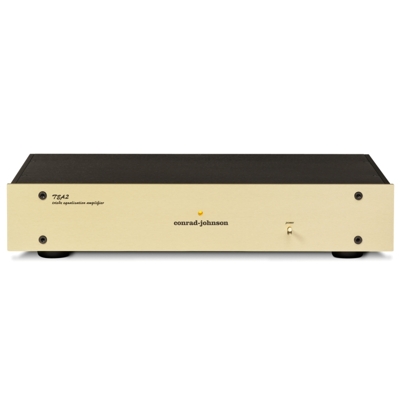 conrad johnson phono preamplifier TEA2 Phono Equalization Preamplifier FRONT