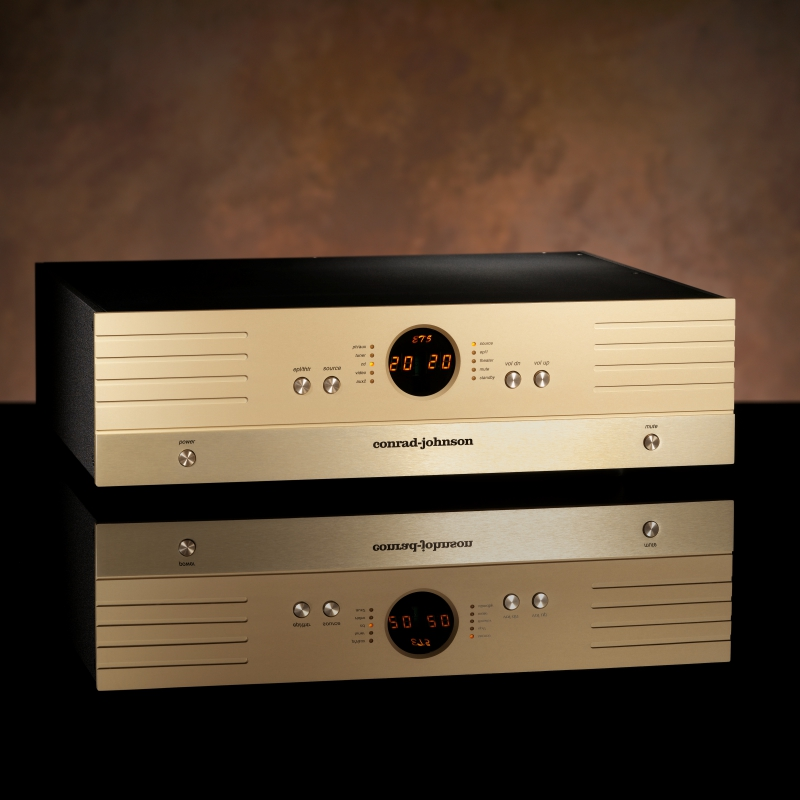 conrad johnson preamplifier ET5 Enhanced Triode