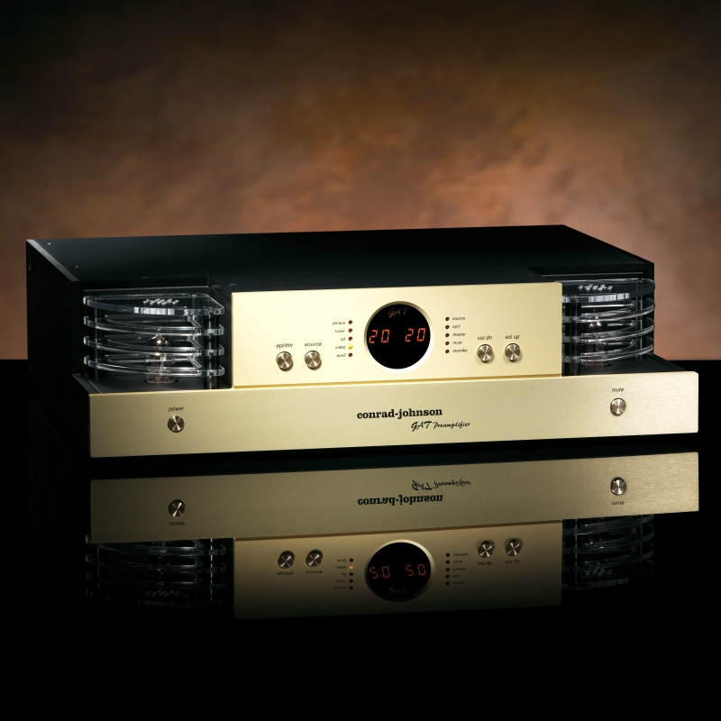 conrad johnson preamplifier GAT