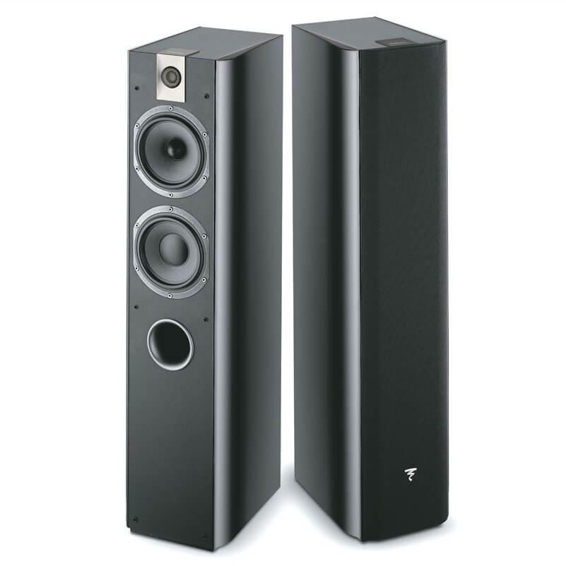 focal high fidelity speakers chorus 716
