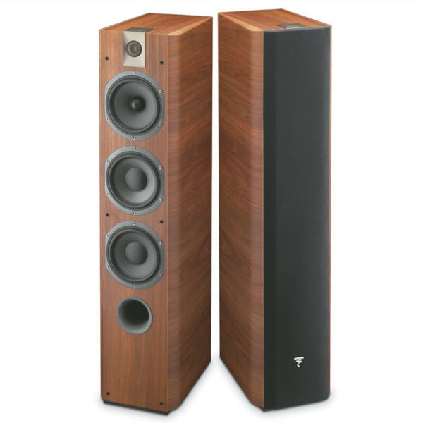 focal high fidelity speakers chorus 726