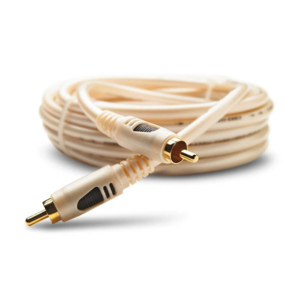 focal home theater dome cable rca de 5 m