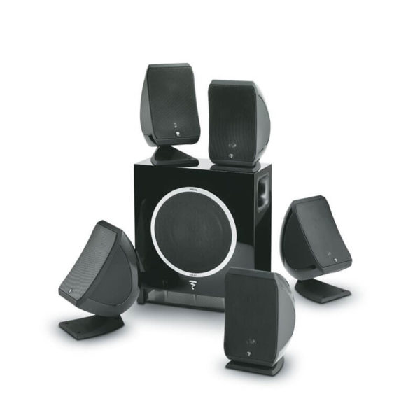 focal home theater sib & co sib pack 5.1 – 5 sib & sub air