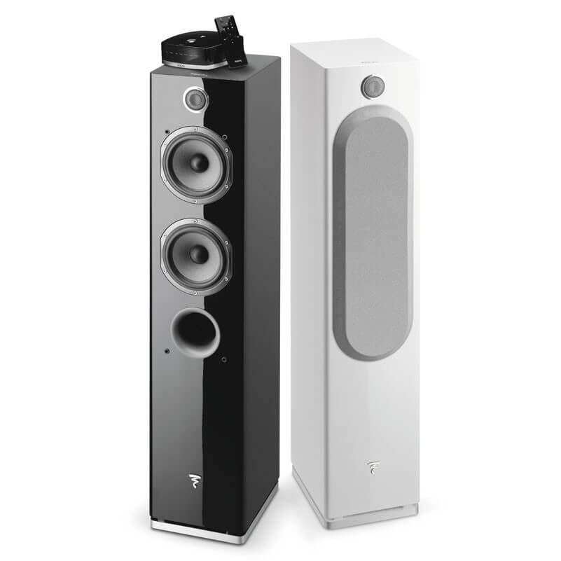 focal multimedia and wireless easya