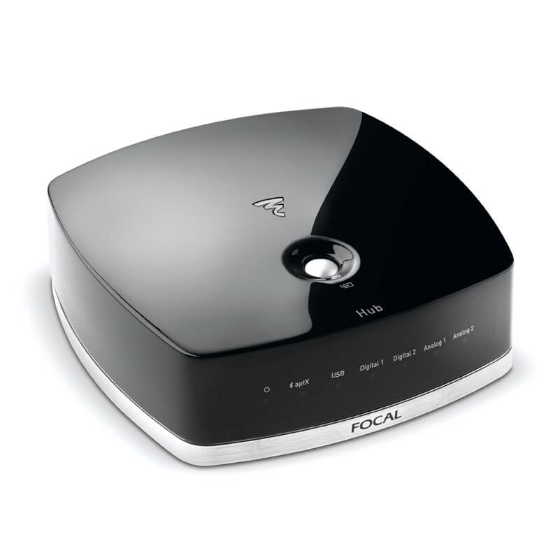 focal multimedia and wireless hub easya