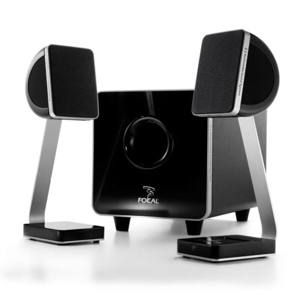 focal multimedia and wireless xs 2.1