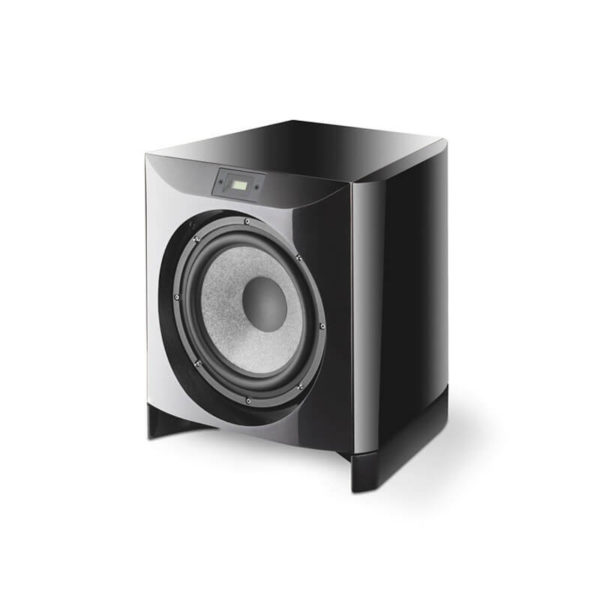 high fidelity speakers electra sw 1000 be