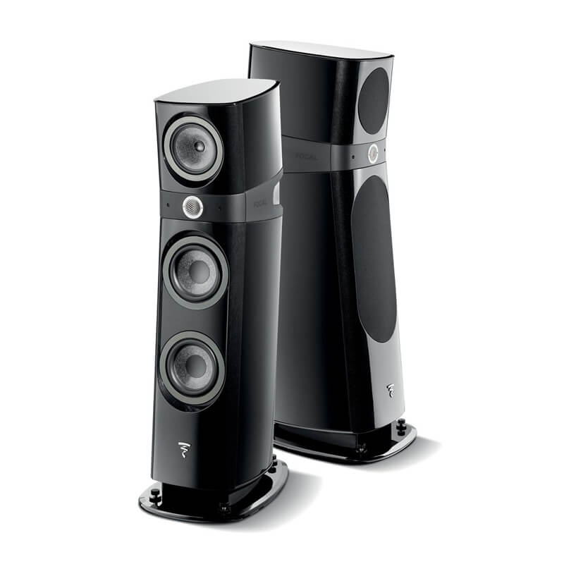 high fidelity speakers sopra no 2