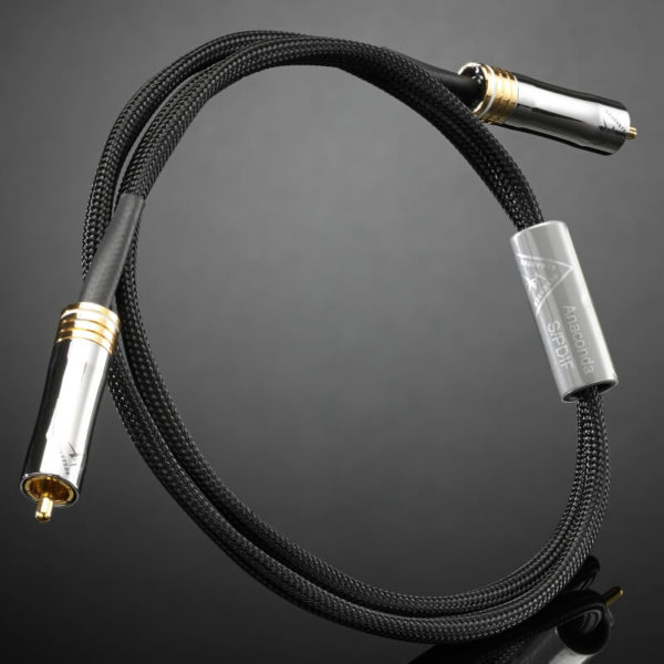 shunyata research digital cables s-pdif ΞTRON® ANACONDA DIGITAL RCA