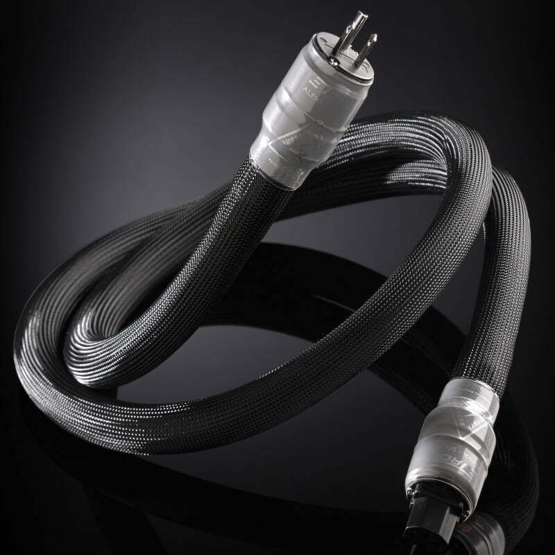 shunyata research power cables ΞTRON® series alpha_digital