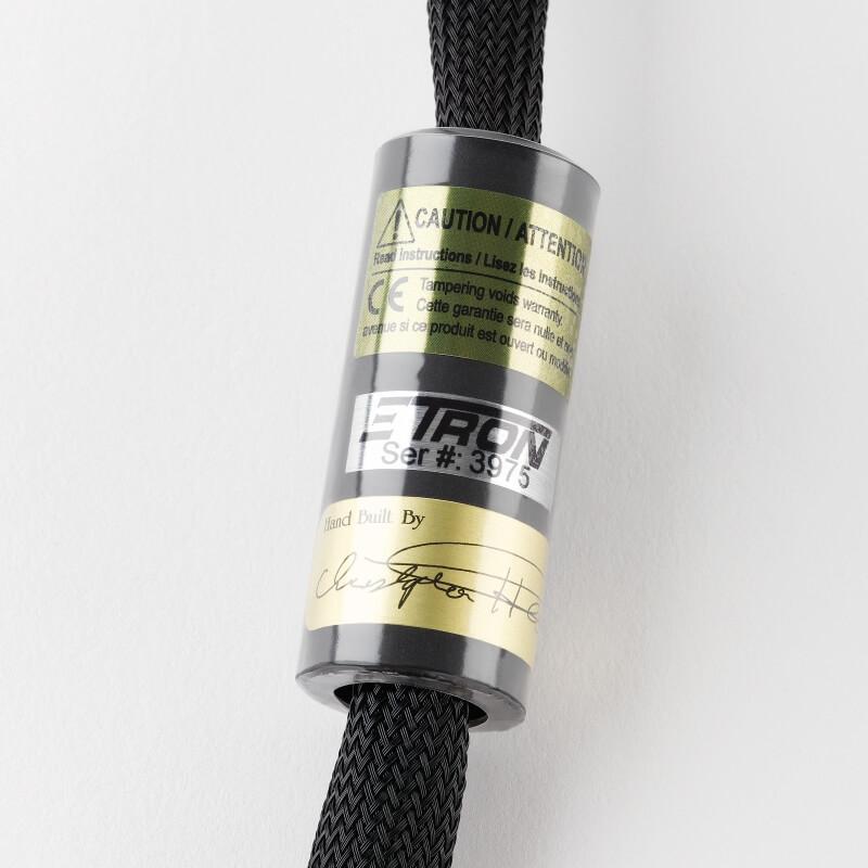 shunyata research power cables ΞTRON® series zpc10_sig
