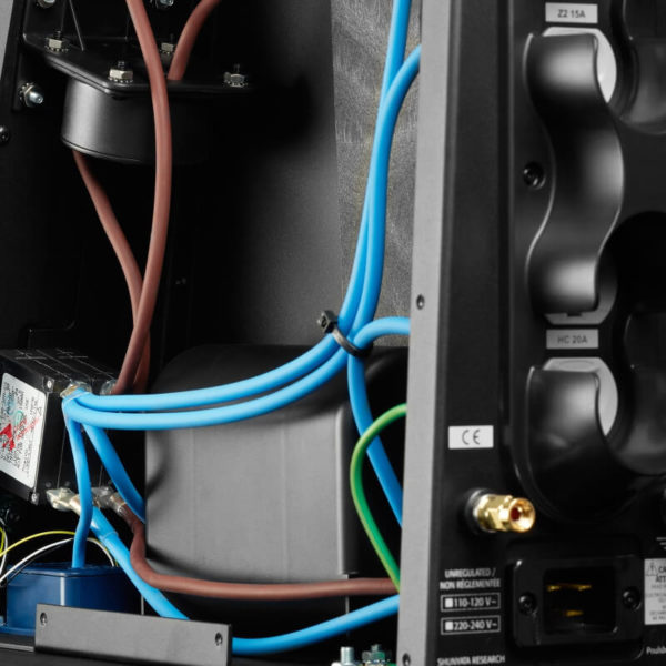 shunyata research power distribution denali series 6000T inside