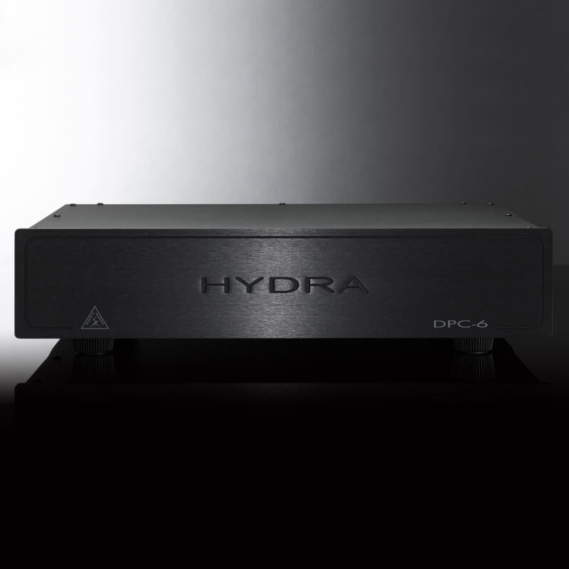 shunyata research power distribution hydra series dpc 6 front