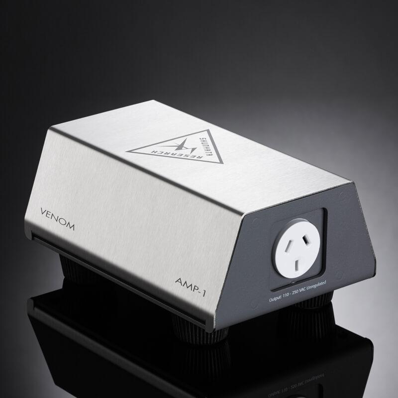 venom amp 1 golden acoustics. Black Bedroom Furniture Sets. Home Design Ideas