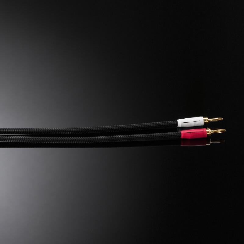 shunyata research speaker cables ΞTRON® series ΞTRON® zsp10_banana