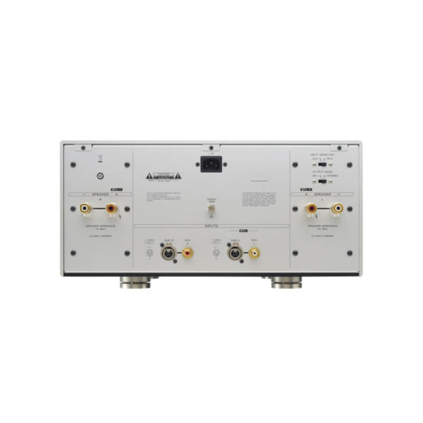 esoteric amplifiers stereo amplifier A-02_Rear