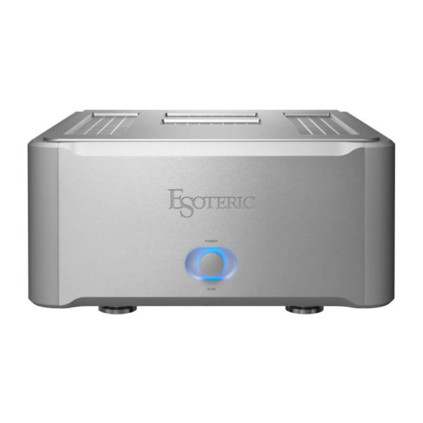 esoteric amplifiers stereo amplifier S-02_Front