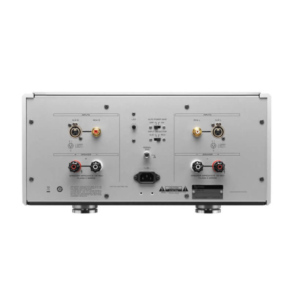 esoteric amplifiers stereo amplifier S-02_Rear