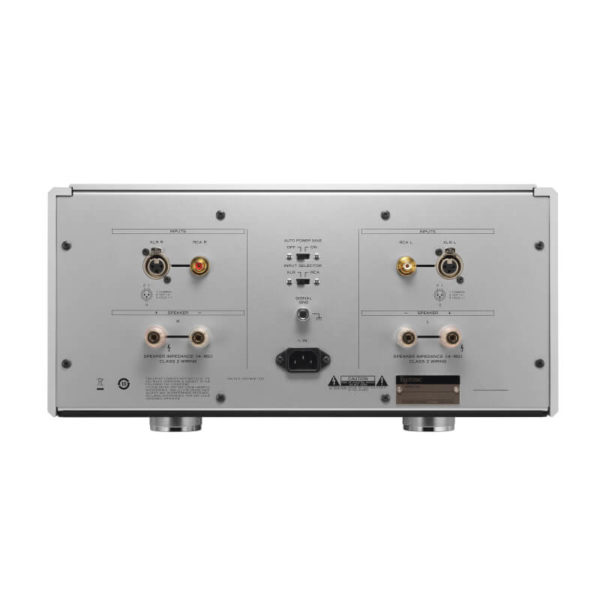 esoteric amplifiers stereo amplifier S-03_Rear