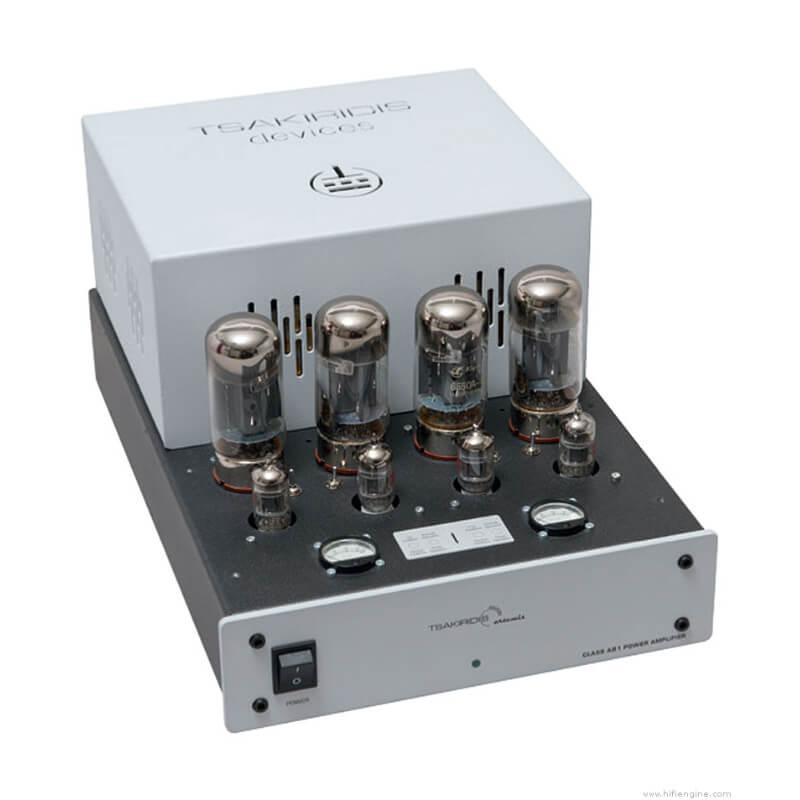 tsakiridis power amplifiers artemis