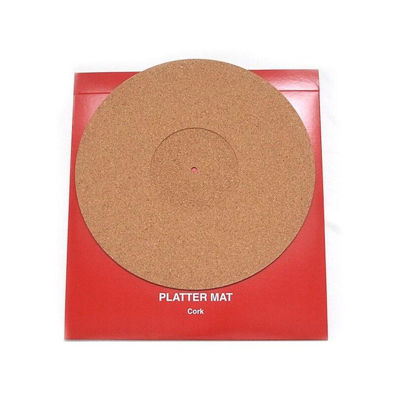 thorens accessories platter mat cork