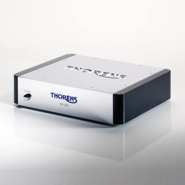 thorens electronics tep 302 phono preamplifier