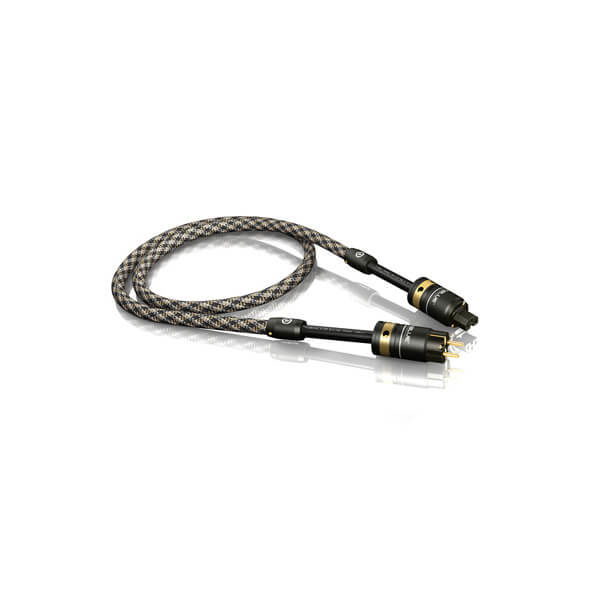 viablue cables power cables x-25 silver device power cord