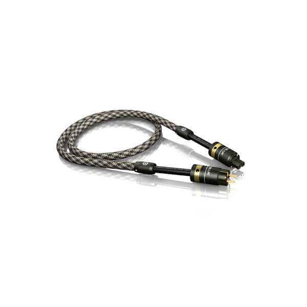 viablue cables power cables x-40 silver device power cord