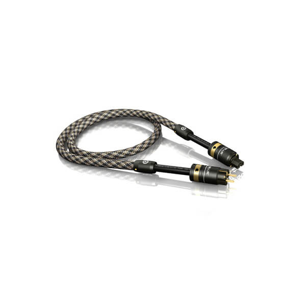 X-60 Silver Device power cords