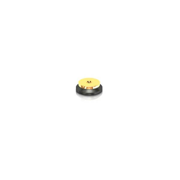 viablue spikes discs qtc spikes QTC REPLACEMENT DISCS black silver (1)