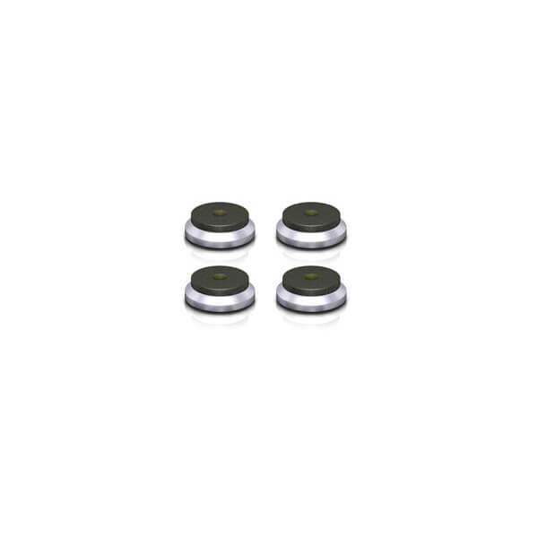 viablue spikes discs qtc spikes QTC REPLACEMENT DISCS black silver (4)