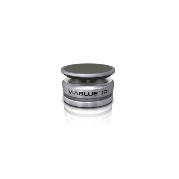 viablue spikes tri absorbers silver (1)