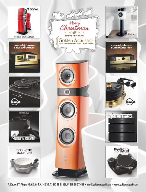 Golden Acoustics Adv 12os 2015