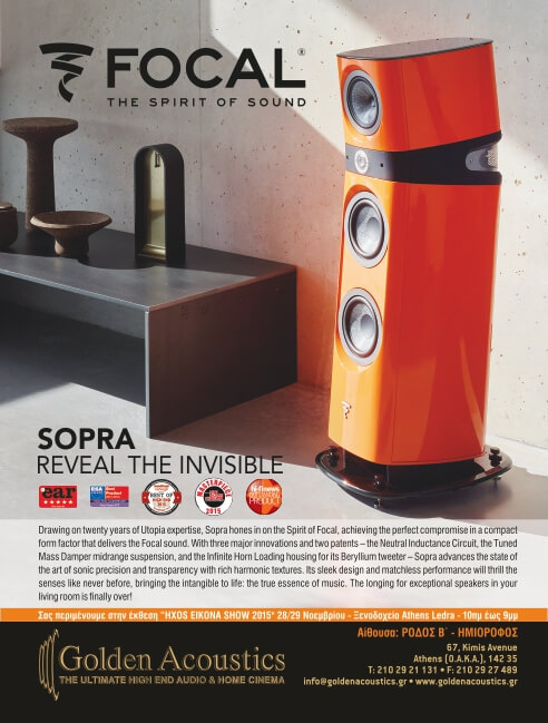 Golden Acoustics Adv_11os 2015_focal sopra