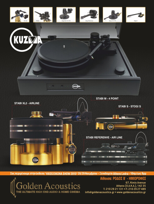 Golden Acoustics_adv 11os_2015_kuzma