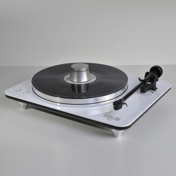 acoustic signature turntable wow