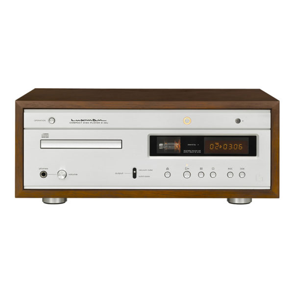 luxman tube cd player d-38u