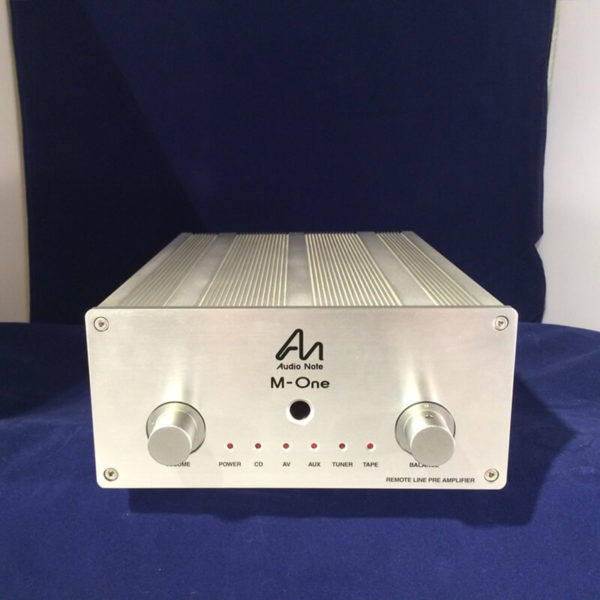 AUDIO NOTE M-ONE