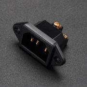 since world cryo accessories IEC Male Connector 3