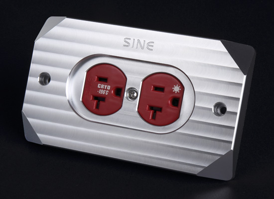 sineworld ac outlet SW-2XT(L) US (Nano Platinum) 3