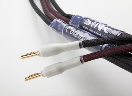 sineworld speaker cables Coleman Speaker Cable 3