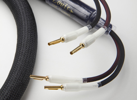 sineworld speaker cables Louis Speaker Cable 3