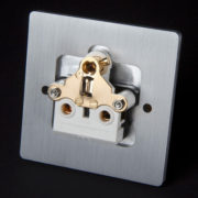 sineworld wall ac outlet SW-1G UK – Gold 2