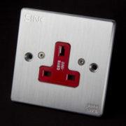 sineworld wall ac outlet SW-1P UK – Platinum 3
