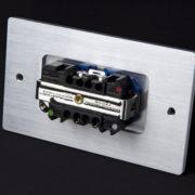 sineworld wall ac outlet SW-2LP US (Platinum) 2