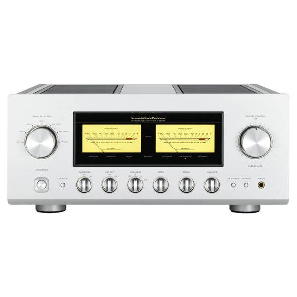 Luxman L-590AX Integrated Amplifier (1)