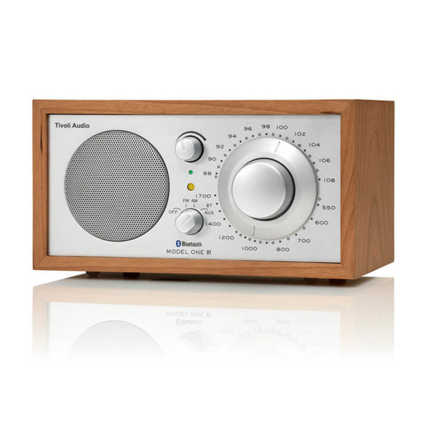 tivoli audio model one bt cherry silver (2)