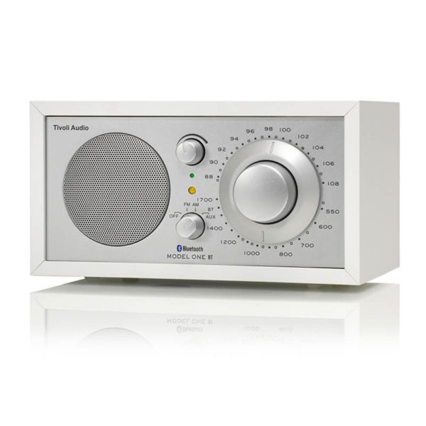 tivoli audio model one bt white silver (2)